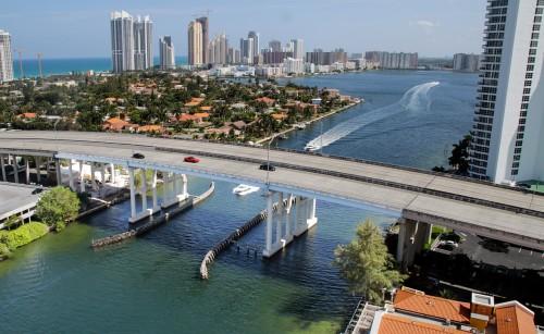 Florida - miami-beach-bridge