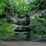 Illinois Starved rock state park, wilderness