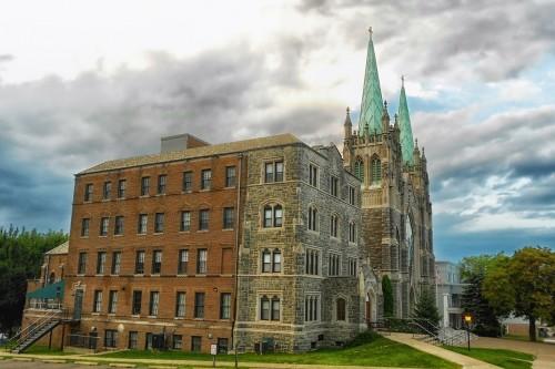 Pennsylvania - St. Gabriel's Catholic Parish Complex