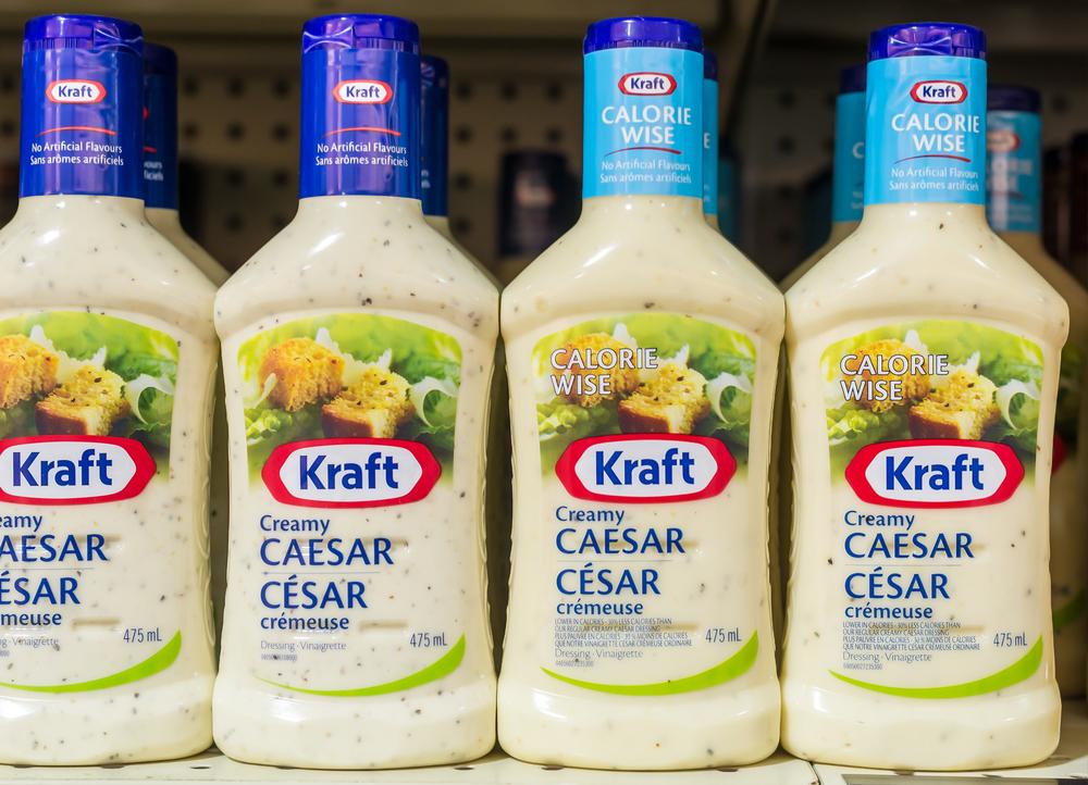 Kraft foods food, salad, dressing, wise, horizontal KRFT