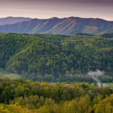 mountain, smokey, tn, forest, scenic, america, usa, spring, travel, sunrise, trees, foothils parkway, valley, tennessee, morning, season,us