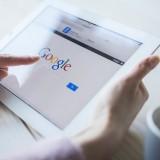 Google Inc (NASDAQ:GOOGL), homepage, search, tablet, screen, display, touch,