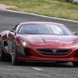 electric, car, Rimac, Concept, One, track, automotive, elegant, brand, design,