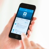 Twitter Inc (NYSE:TWTR), Twitter profile, iPhone, Social network, Tweet, Media