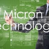 Micron Technology, Inc. (NASDAQ:MU), micro, network, diagrams, virtual screen, matrix, program, screen