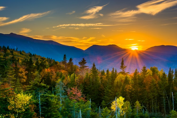 new, mountains, mountain, white, fall, sunset, leaves, foliage, park, green, atutumn, autumn, travel, appalachian,