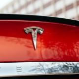 Tesla Motors Inc (NASDAQ:TSLA), Logo on a Car, Sign, Brand, signage, electric car,