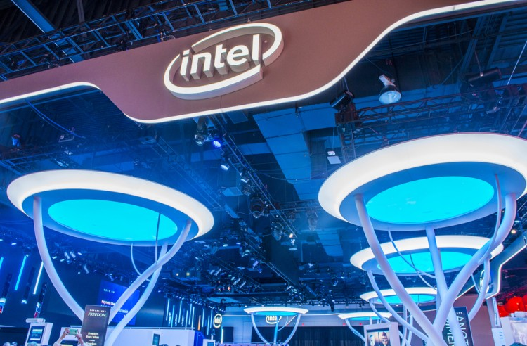 Intel Corporation (NASDAQ:INTC), Sign, Brand, Logo, Symbol, technology