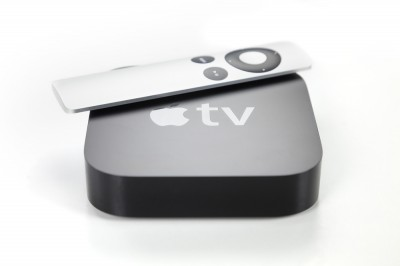 Apple Inc. (NASDAQ:AAPL), Apple TV, Remote control, Tv, Video, Technology, digital, black, editorial,