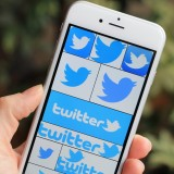 Twitter Inc (NYSE:TWTR), Twitter Icons, Iphone, Symbols, Bird, Logo, Sign,