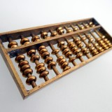 abacus, earnings, money, counting