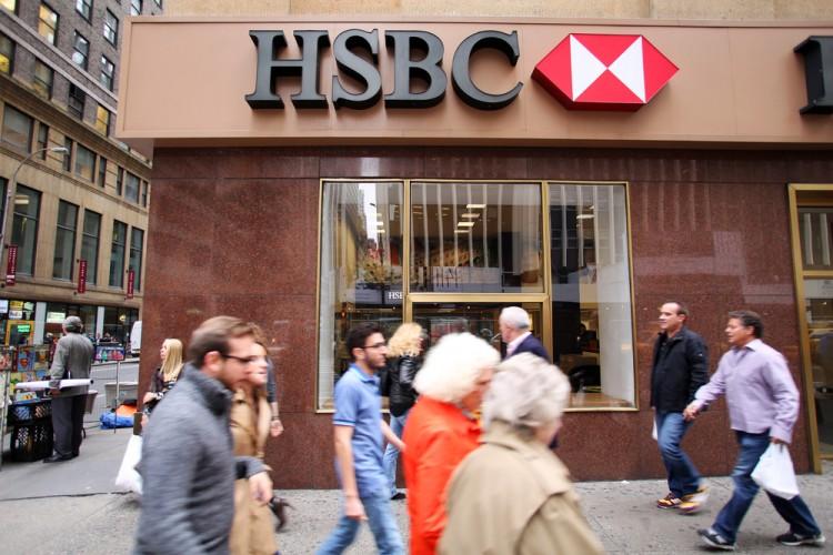 hsbc, new, york, bank, banking, business, finance, manhattan, city, industry