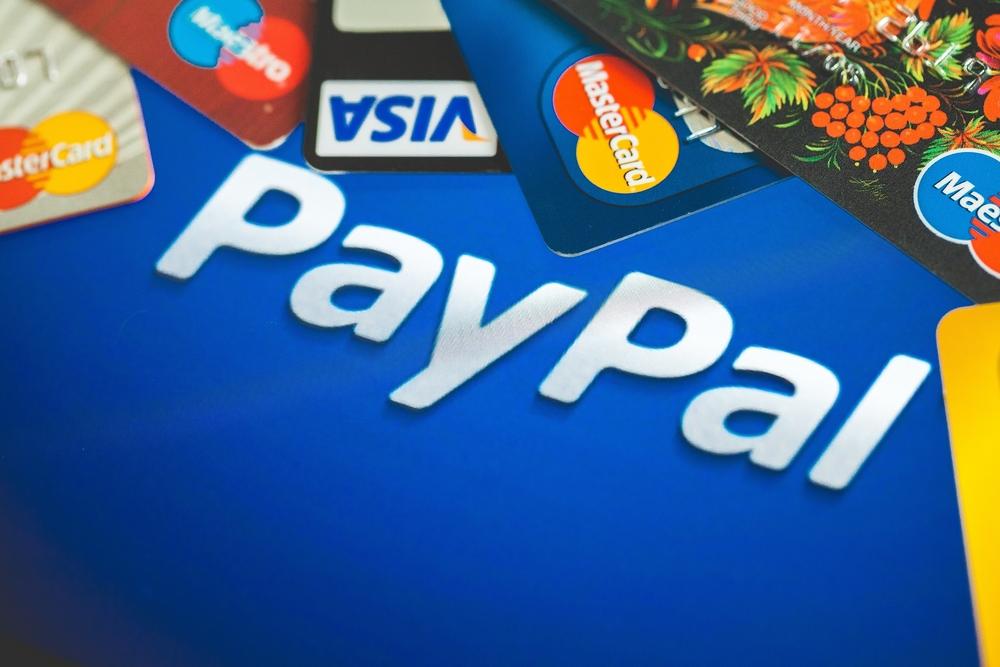 Paypal PYPL Mastercard MA Visa