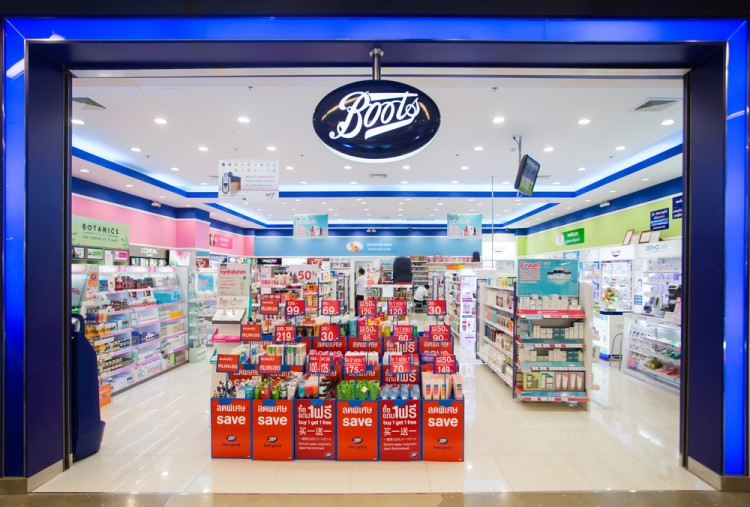 Walgreens Boots Alliance WBA Pharmacy