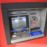 ATM, bank, machine, money