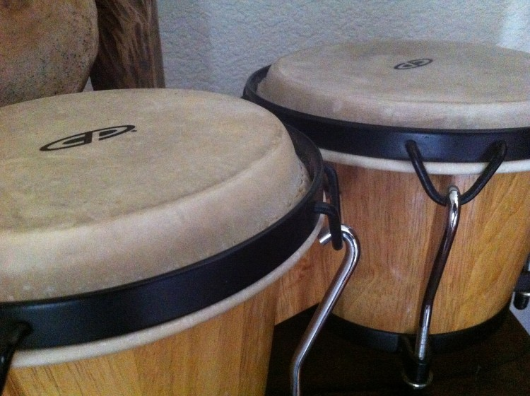 How to Play Your First Rhythm on Bongos--A Lesson for ...