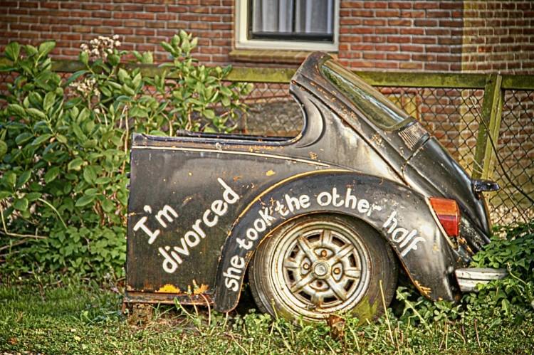 car divorce