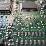board, chip, semiconductor