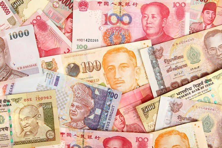 Most Expensive Currencies in Asia