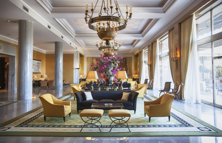 biggest five star hotels in India