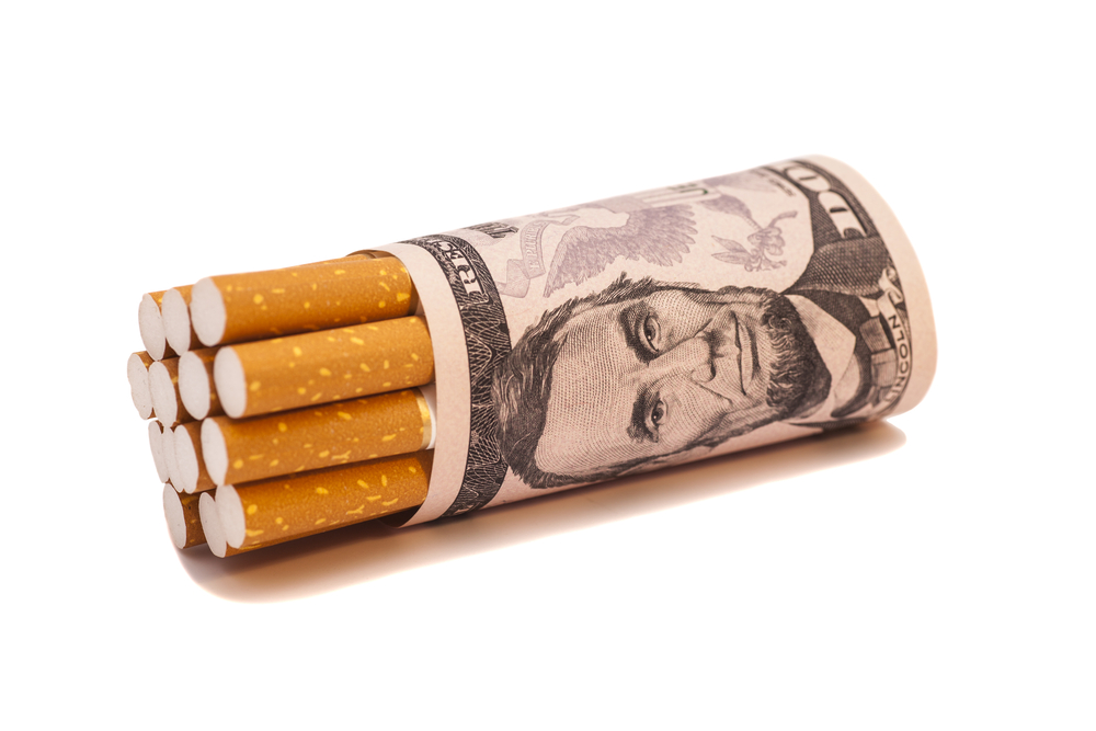 an analysis of cigarettes in americans In 2015, the average price of a pack of cigarettes in america was $726 these prices ranged from $498 on average in virginia to $1350 in new york these prices ranged from $498 on average in virginia to $1350 in new york.