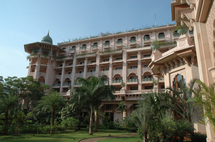 Biggest Five Star Hotels in India