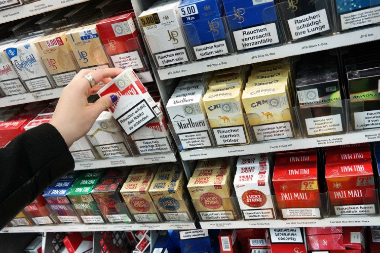 10 Strongest Cigarettes in USA, Ireland, UK, India, and Australia