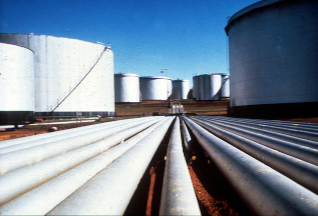 Oil Natural gas Pipeline MLP