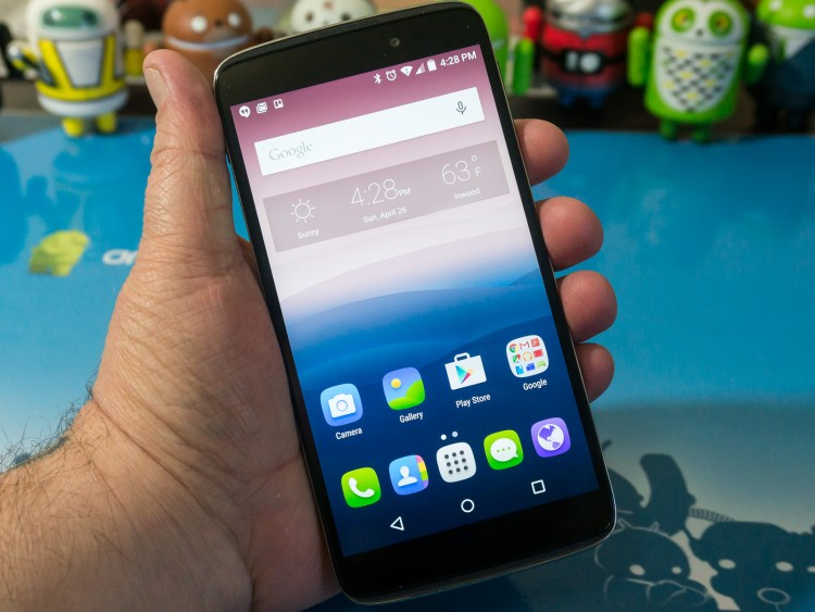 Best Budget Phones of 2015 Alcatel OneTouch Idol 3