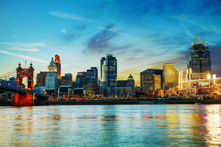 Least Religious Cities in the United States - Cincinnati