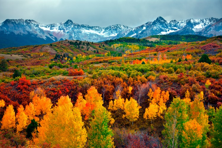 11 best places to visit in usa in september insider monkey for Best fall destinations in the us