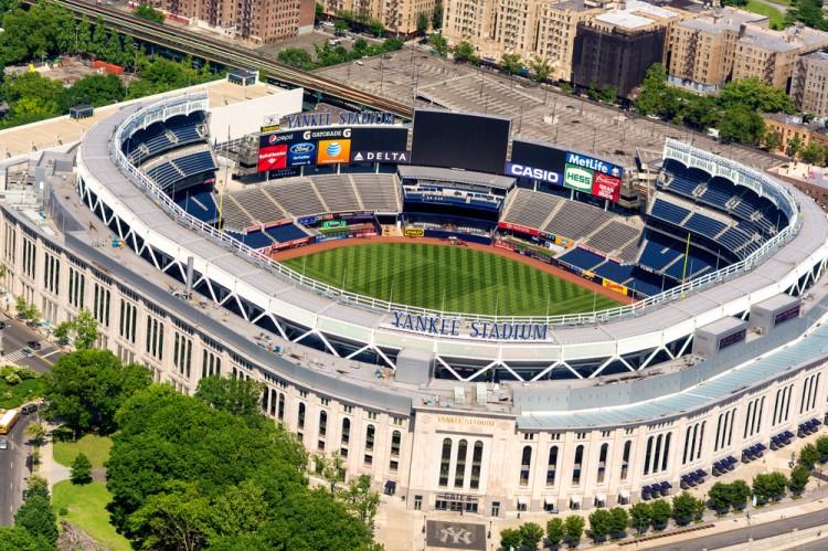 Most Expensive Baseball Stadiums to Build - Yankee Stadium