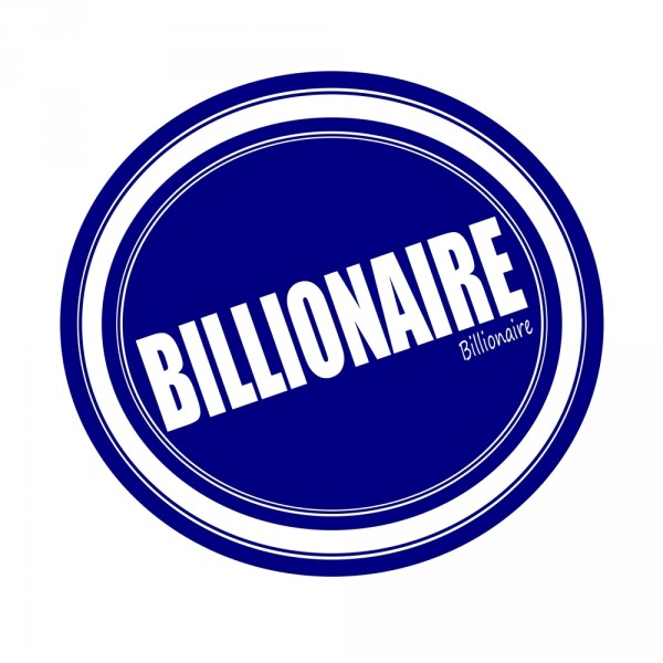 billionaire, billion, stamp, sign, logo, money, symbol