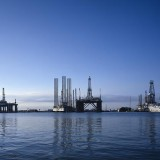 Galveston, Texas, Oil Rigs ;Galveston, Texas, Oil Rigs