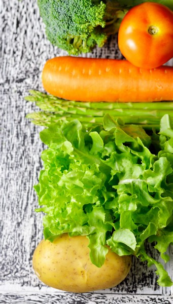 Most Consumed Vegetables In the US