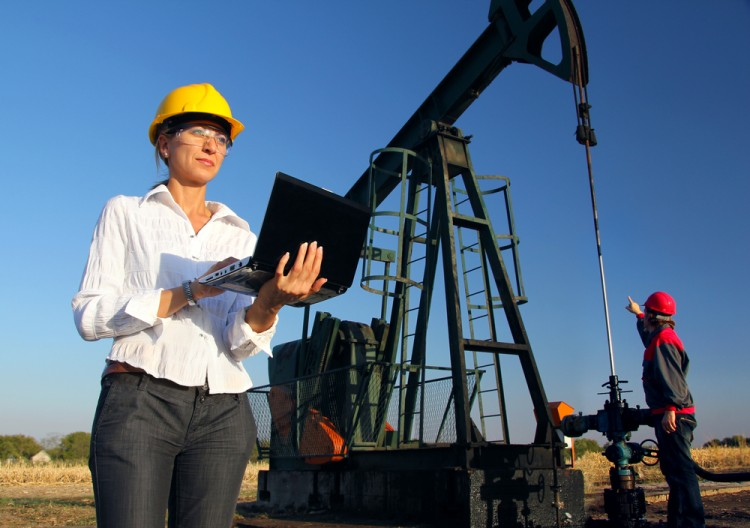 petroleum engineering Petroleum engineers design methods for extracting oil and gas from deposits below the earth's surface and find new ways to extract oil and gas from older wells.