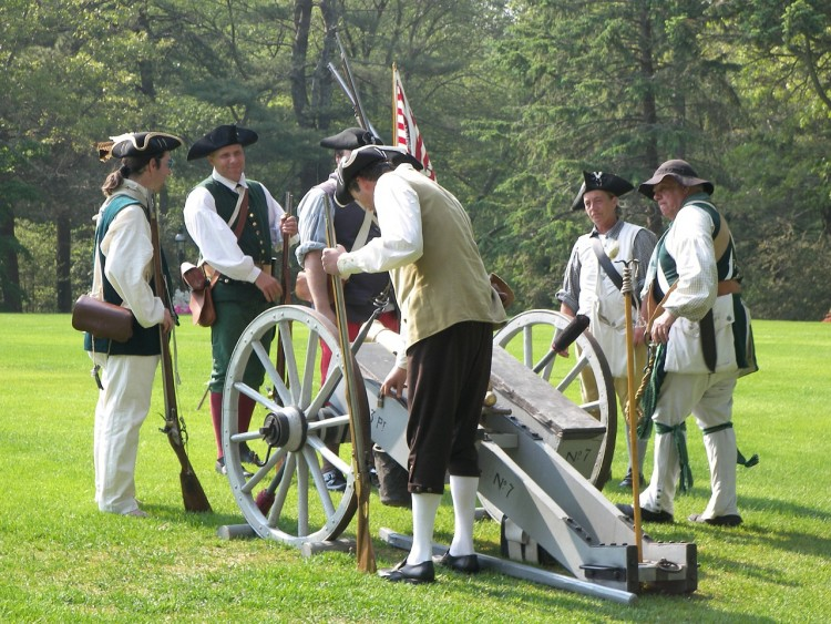 Revolutionary War Sites on the East Coast