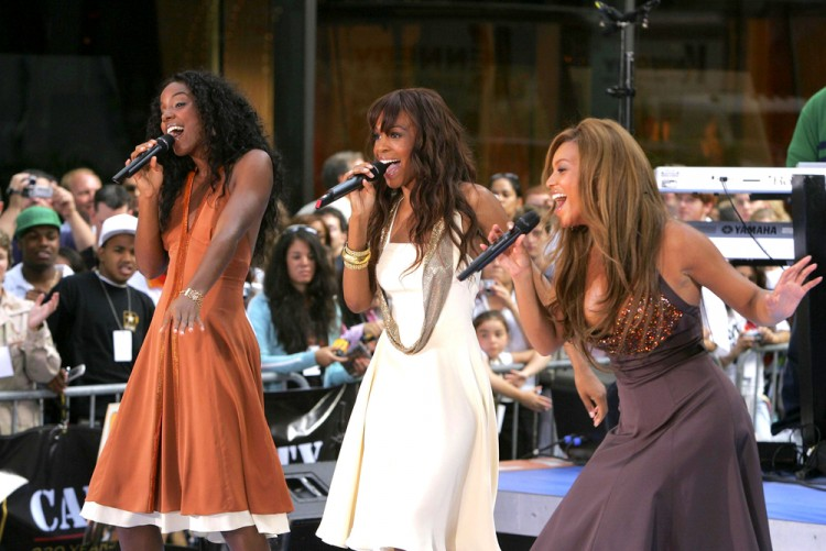 Kelly Roland, Michelle Williams, Beyonce Knowles Best Selling Girl Groups of All Time