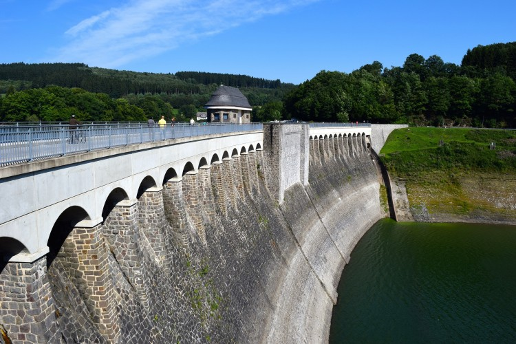 building huge dams essay The dam may have diverted water from freshwater habitats already struggling   there are more than 45,000 large dams around the world, storing three to six   wwf works to influence road building at the design and planning phases so that .