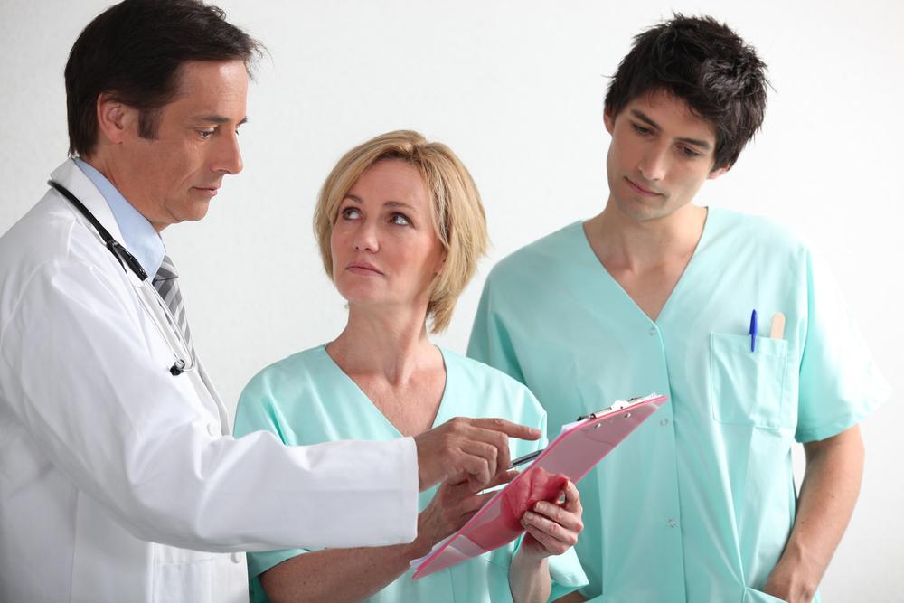 Врачи и медсестры фото