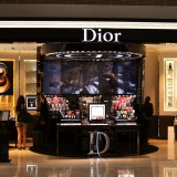 shopping, dior, hong, kong, ifc, decoration, business, accessories, open, marketing, makeup, illumination, vitrines, china, mall, display, prestige, luxury, main, fashion,