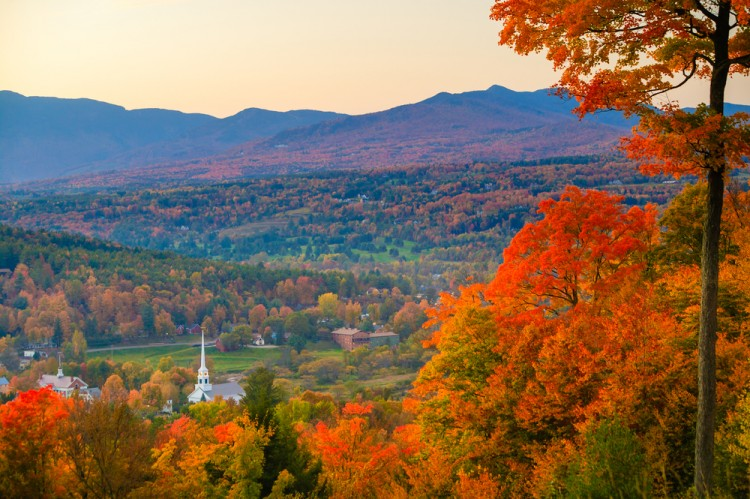 11 best places to visit in vermont in fall insider monkey