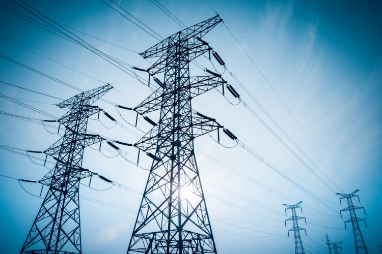 electricity, pylon, network, lines, tower, steel, caution, high, grid, power, engineering, watt, infrastructure, cable, light, supply, distribution, voltage, technology, energy, volt,
