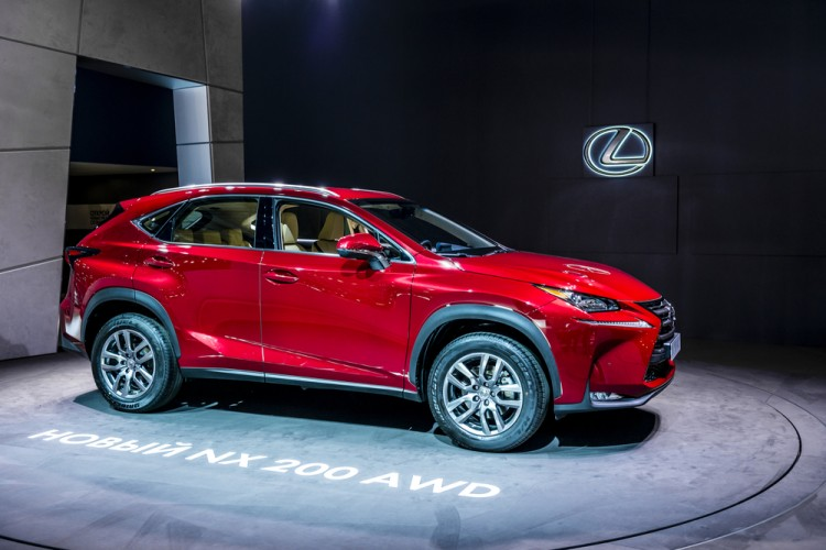 lexus, nx, auto, russia, electric, model, expensive, autoshow, 200, future, red, Top 10 Best Selling Luxury Car Brands in the US