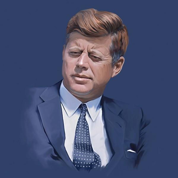 john, f, jfk, 1960s, usa, politician, president, politics, history, assassination, historic, jackie, american, senator, government, united, assassinated, portrait, states, kennedy 6 Conspiracy Theories About JFK's Assassination