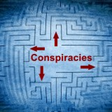 conspiracy, sign, confidential, politics, military, private, security, espionage, illustration, spy, secret, privacy, concept, government, intelligence, theory, maze, secrecy, information, grunge, symbolic