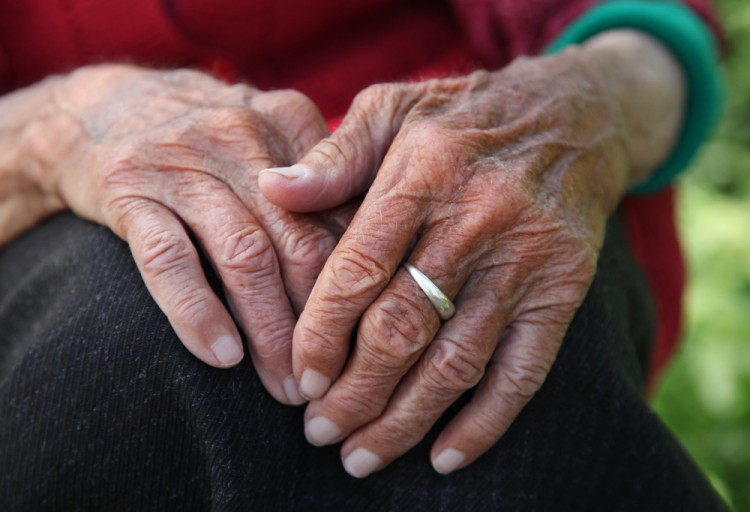 horizontal, fingers, old, with, macro, elderly, aging, frame, woman, wedding, golden, population, bony, hands, womanis, granny, marriage, ring, fidelity, full, grandma, up,11 Countries With Highest Aging Population