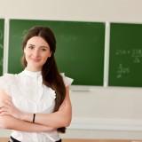 teacher, school, classroom, professor, student, blackboard, seminar, group, green, instructor, speaker, physics, mathematical, formula, study, adult, presentation, talking,