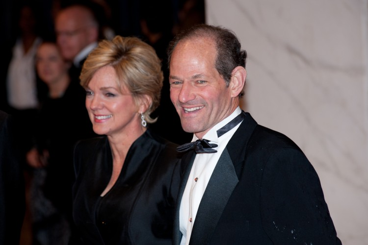 spitzer, eliot, granholm, state, capitol, white, carpet, media, former, awards, red, new, president, governor, 2012, government, politics, star, washington, york, eliot spitzer, 13 Celebrities Scammed by Madoff