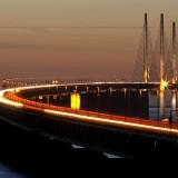 denmark, copenhagen, sweden, winter, link, sea, business, cross, business concept, friendship concept, march, bridge concept, sunrise, landmark, traffic, friendship,